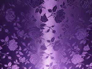 Purple Satin Roses