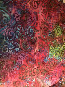 Multi Colored Paisley